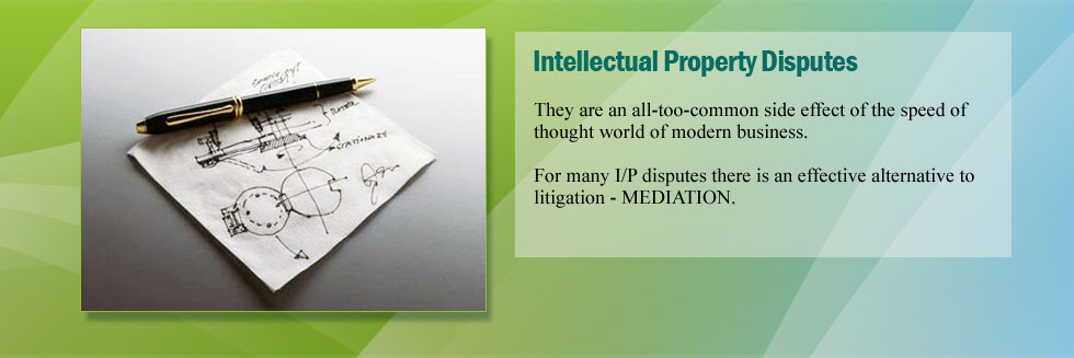 Intellectual Property Mediation
